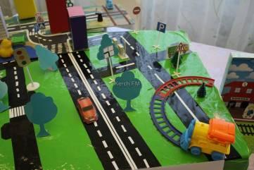 Безопасность дорожного движения глазами детей