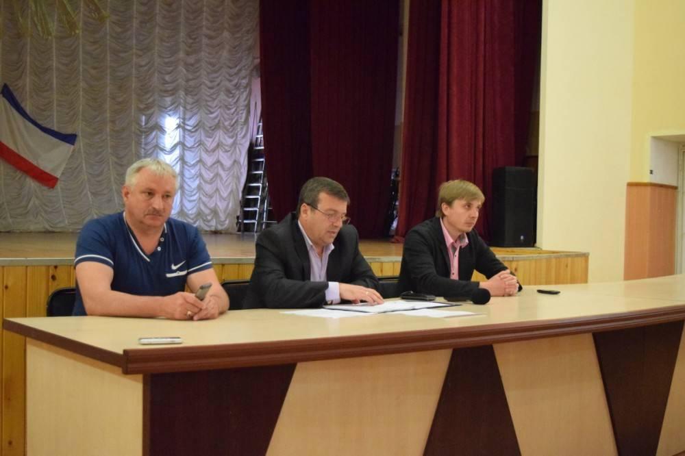 В Феодосии рассмотривают вопросы антитеррористической защищённости во время курортного сезона