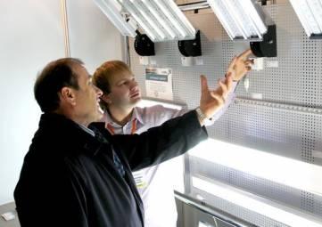 Энергосберегающее оборудование будут производить в Насыпном