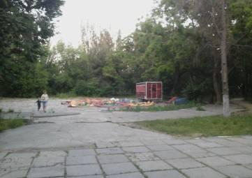 Феодосийские власти займутся Комсомольским парком