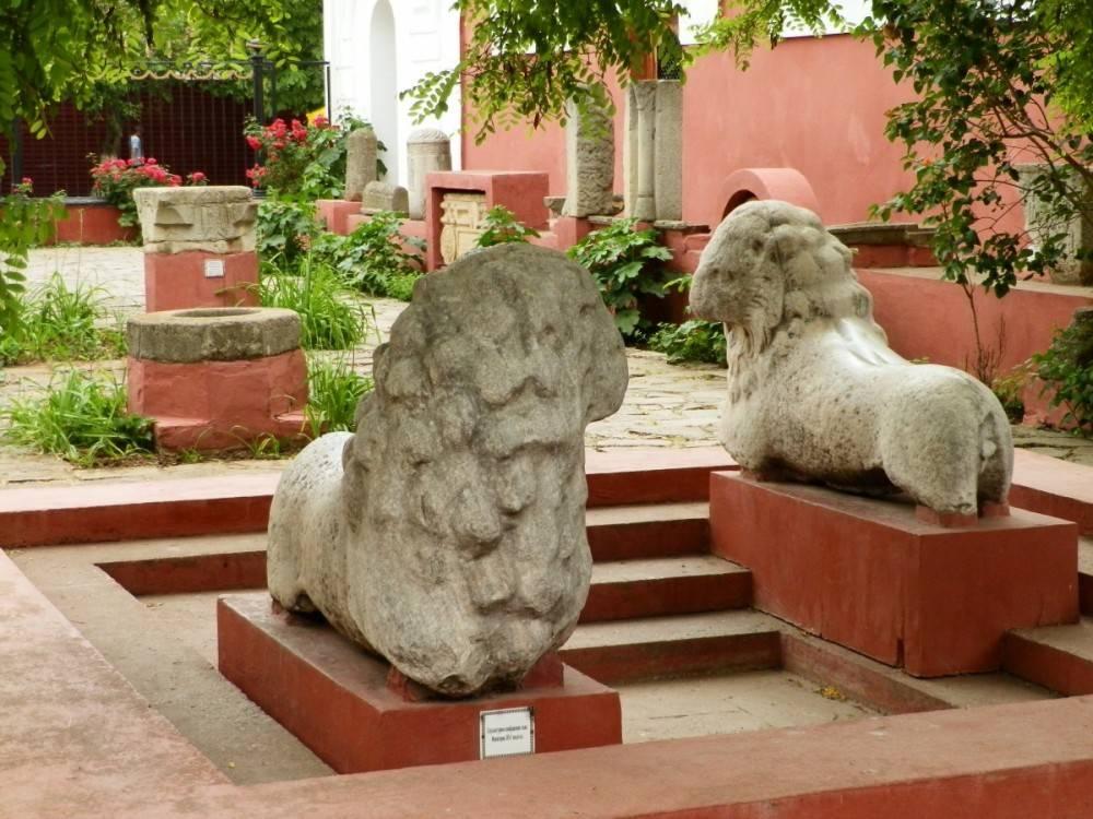 Феодосийский музей древностей отметит 205-летие со дня своего создания