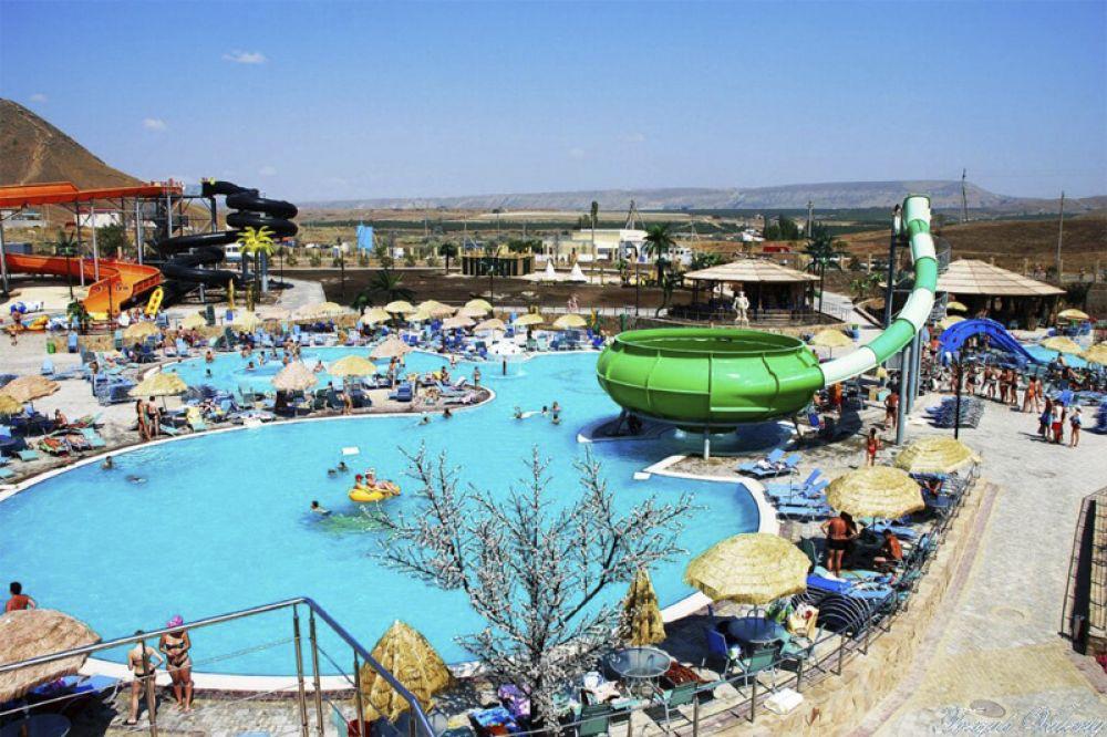 1 июня аквапарк в Коктебеле для детей