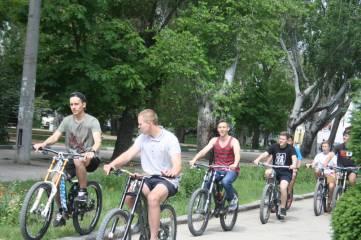 Семейный велоквест стартовал!