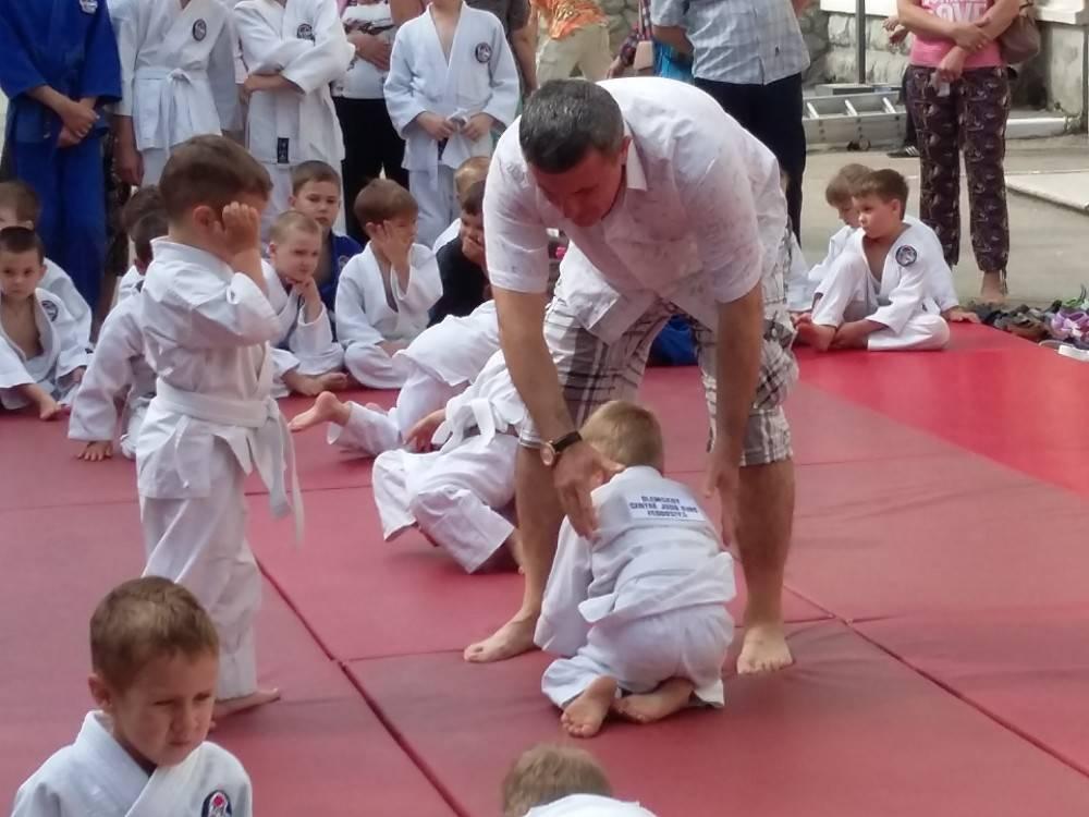 Феодосия празднует День защиты детей (фото)