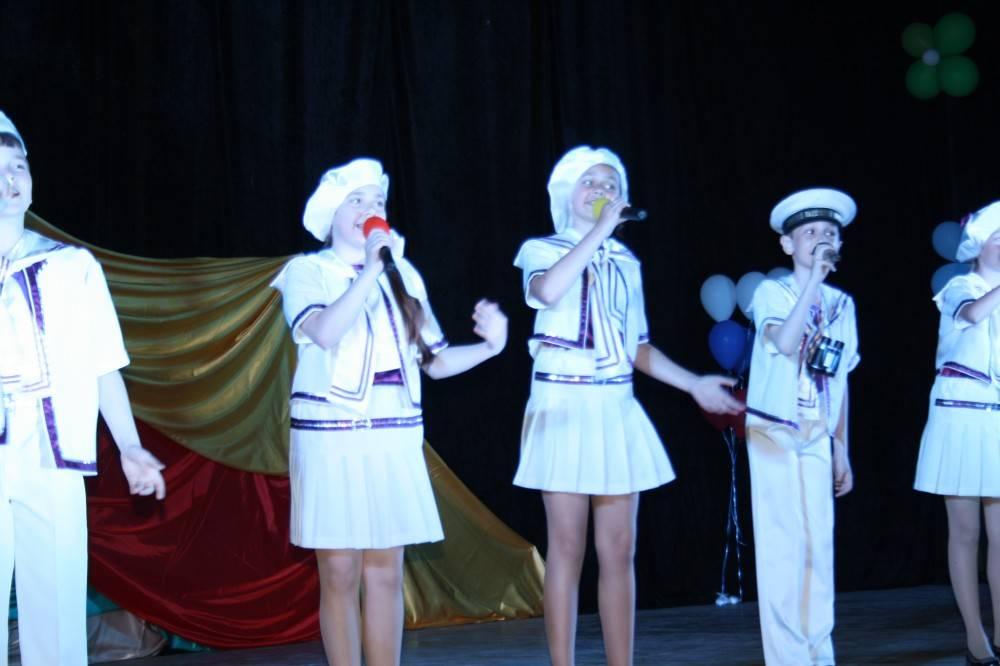 Юбилейный концерт в Звездном