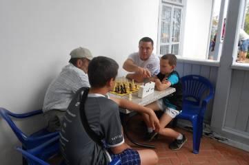 Шахматы в музее