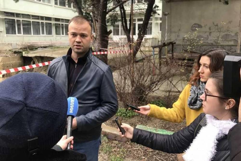 Глава минстроя Крыма в Ростовской области попал в триллер
