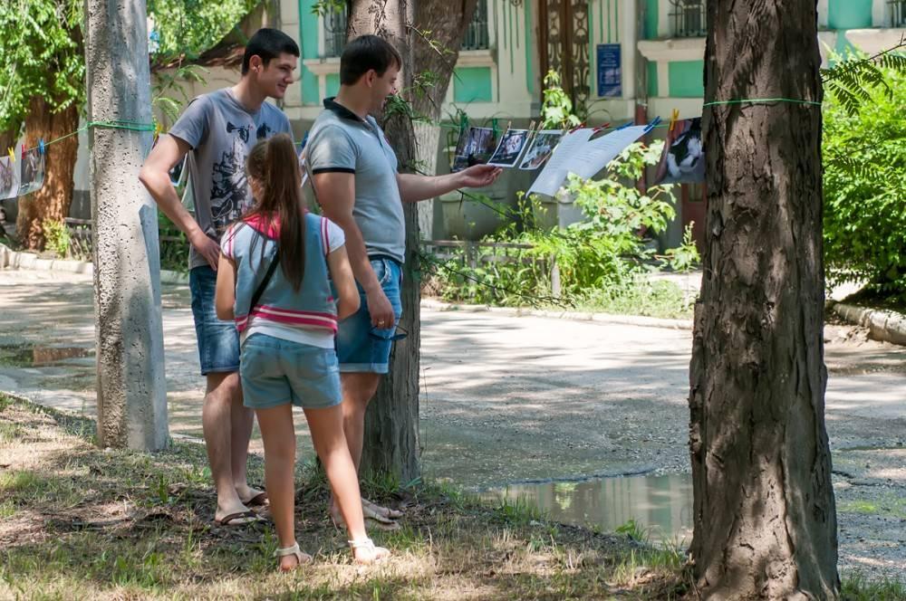 Первое воскресенье лета (ФОТО)