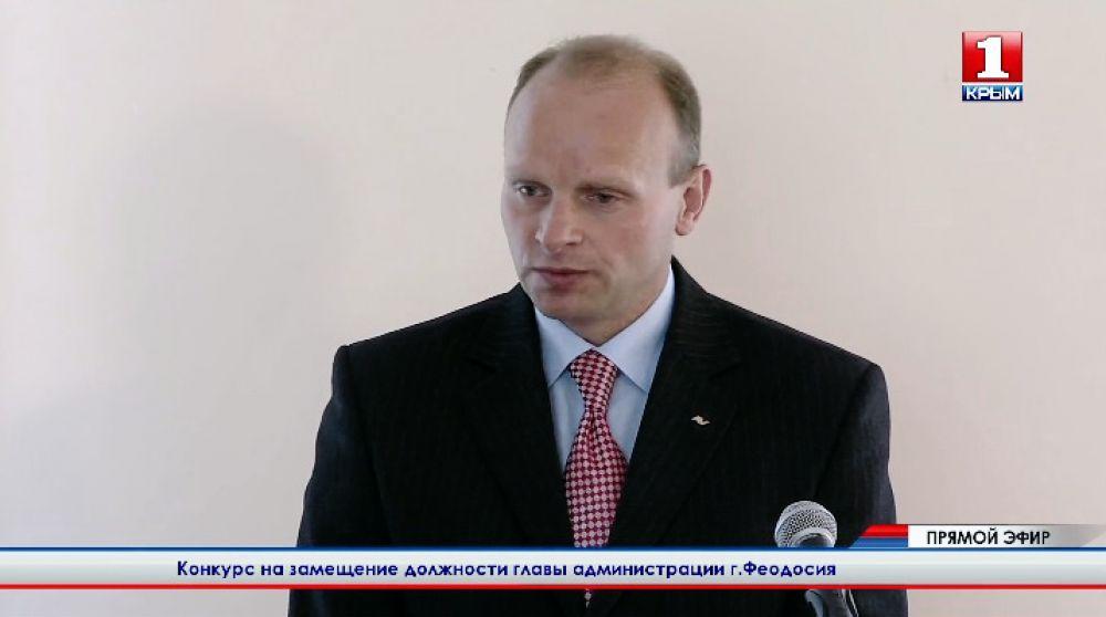 На пост Главы Администрации Феодосии остались два претендента из десяти