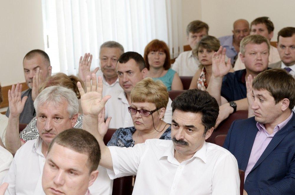 Депутаты Феодосии одобрили на пост Главы Администрации Станислава Крысина
