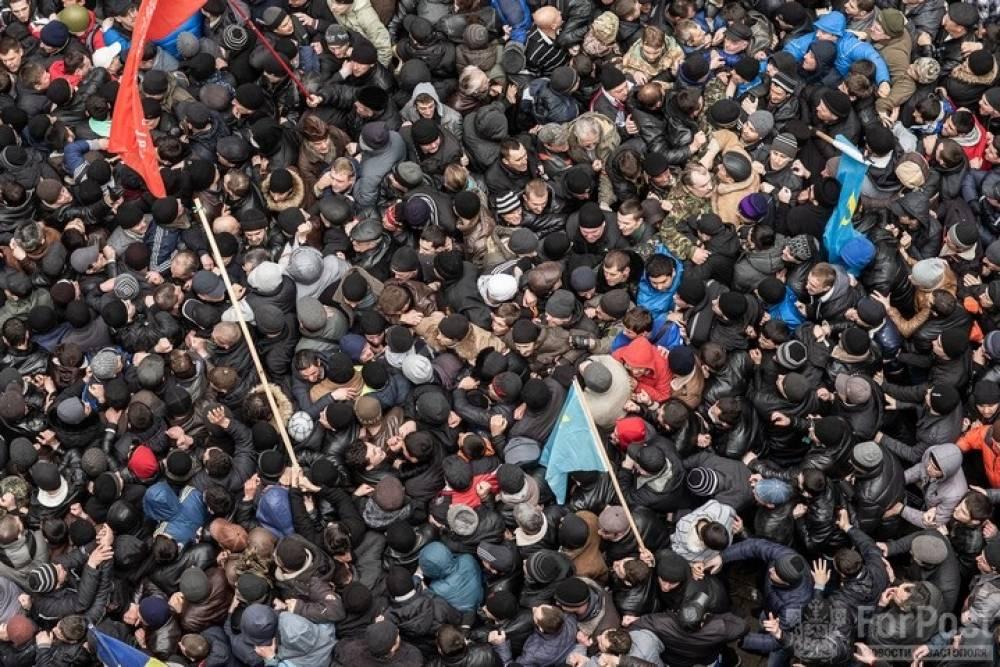 Участник Русской весны: Неделя-две и в Крыму могло бы быть намного жёстче, чем в Донбассе
