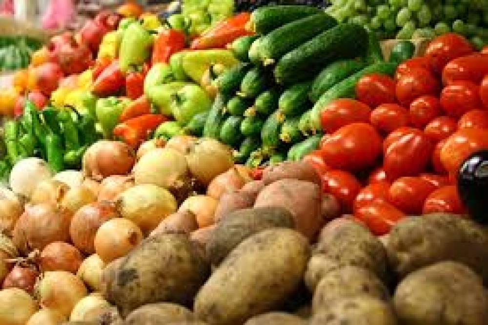 В Феодосии на ярмарке реализовано почти 3 тоны сельхозпродукции
