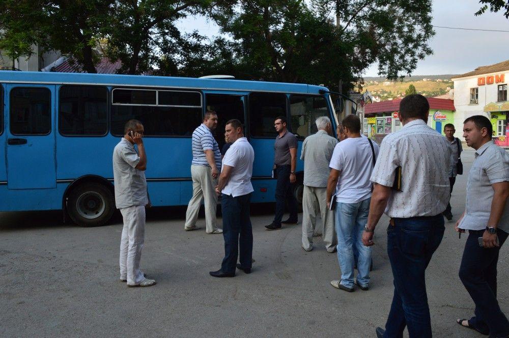 Глава администрации Феодосии совершил первый рабочий объезд города