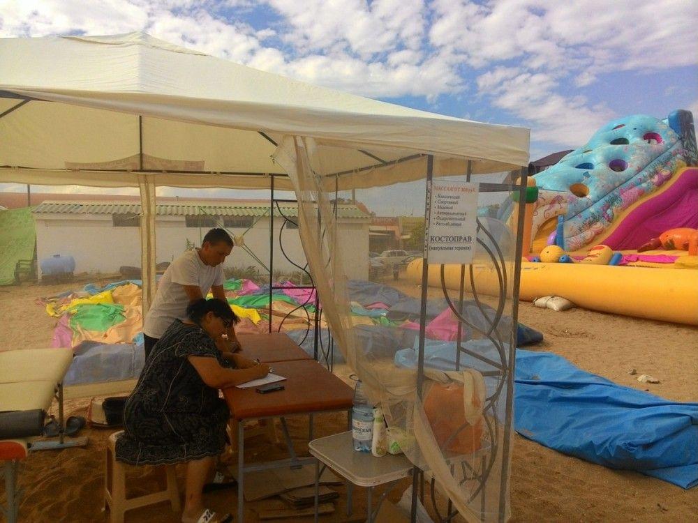 В Феодосии проводят рейды по выявлению нарушителей правил в сфере благоустройства, торговли и строительства