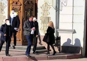 В Феодосии продолжаются задержания чиновников?