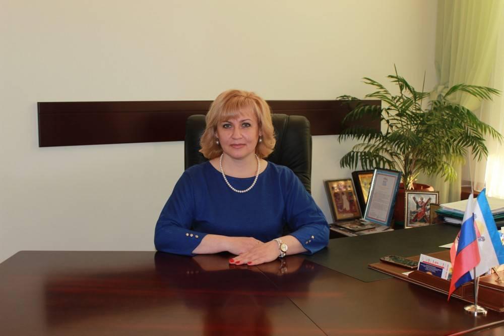 Поздравление Светланы Гевчук с Днем города