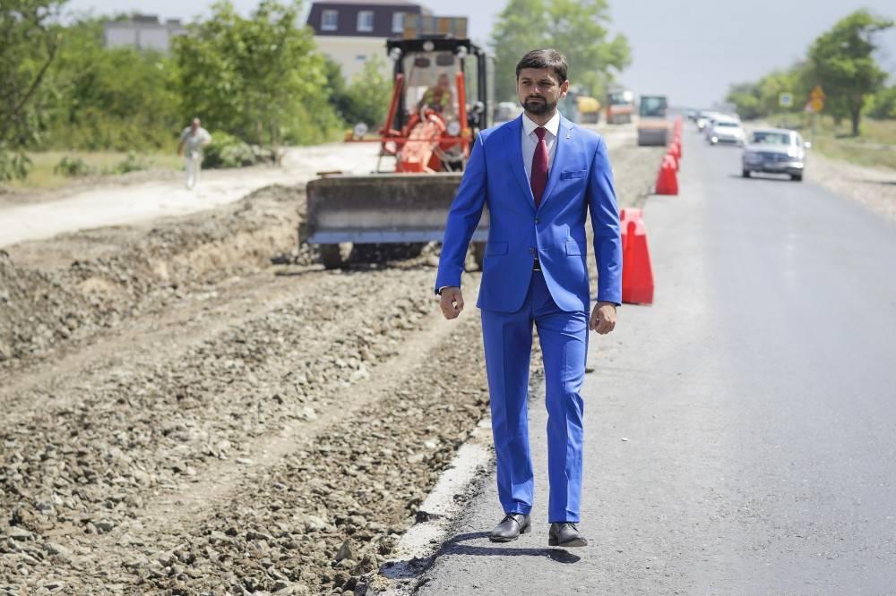 Ремонт крымских дорог – в приоритете руководства страны