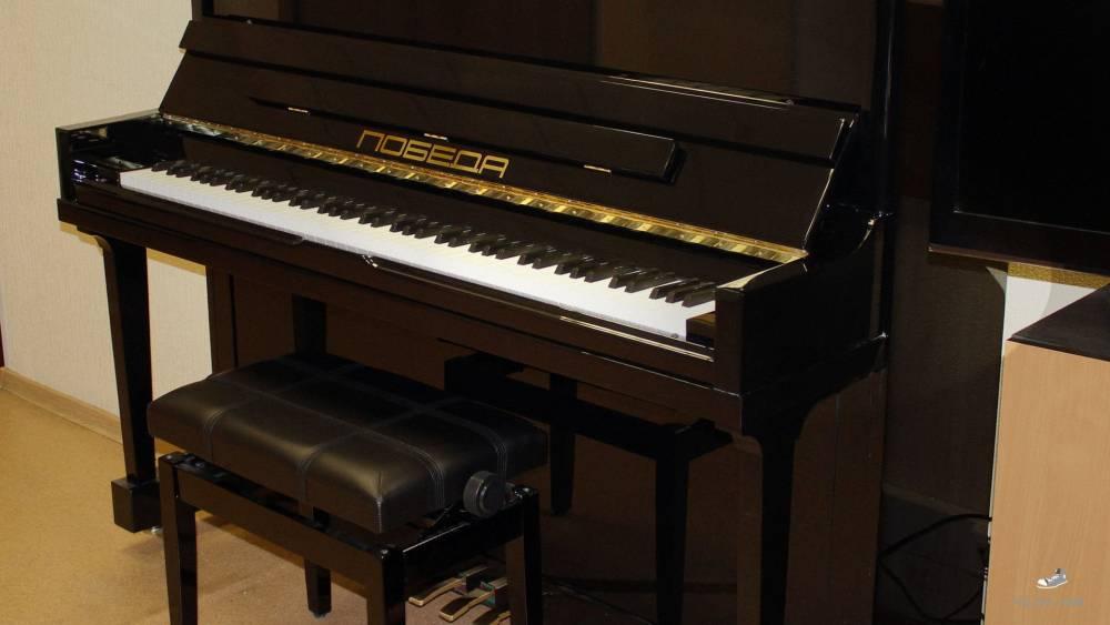 Музыкальным школам Крыма обещают 57 пианино и роялей отечественной сборки