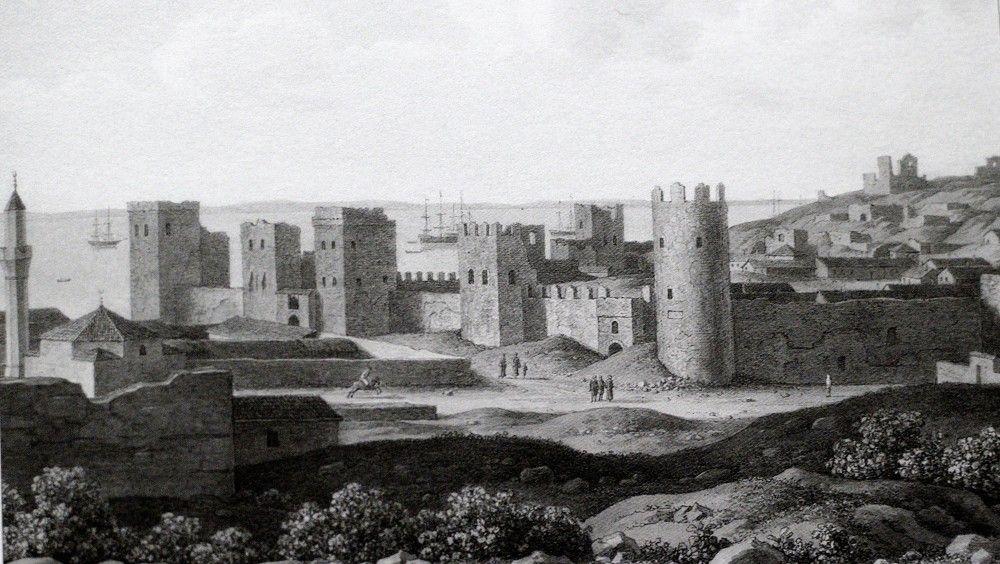 Античная Феодосия – один из наименее изученных городов Северного Причерноморья