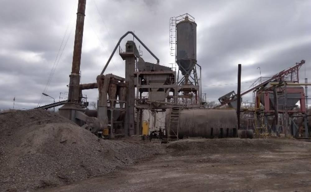 Асфальтовый завод перестанет травить местных жителей