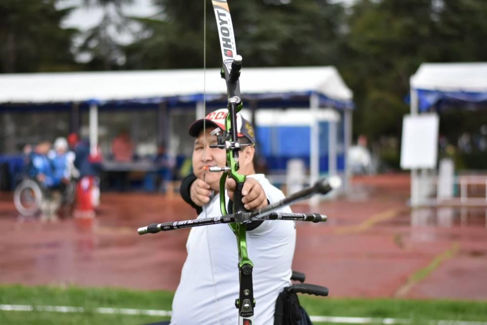 В Алуште проходит Чемпионат России по стрельбе из лука для паралимпийцев