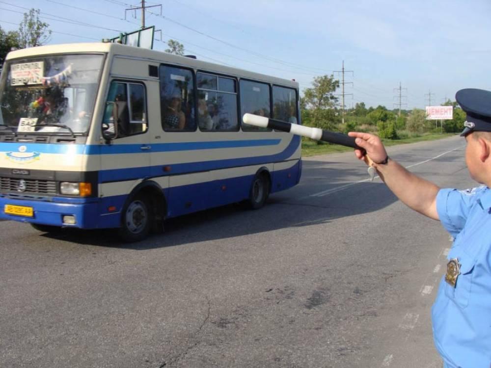 Профилактические мероприятия на пассажирском транспорте «Автобус»