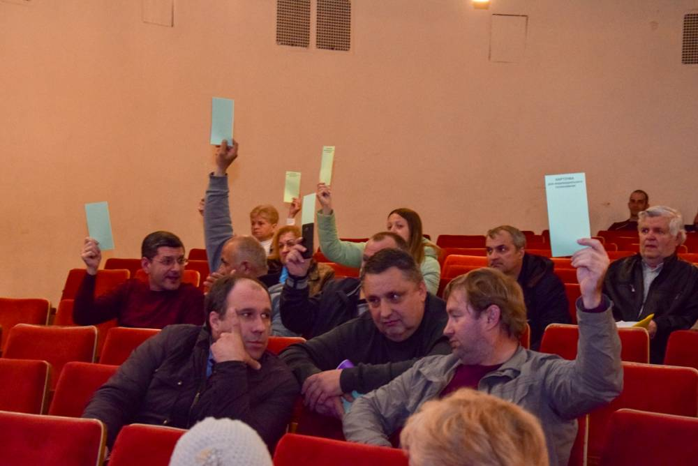На публичных слушаниях одобрен проект изменений в генплан