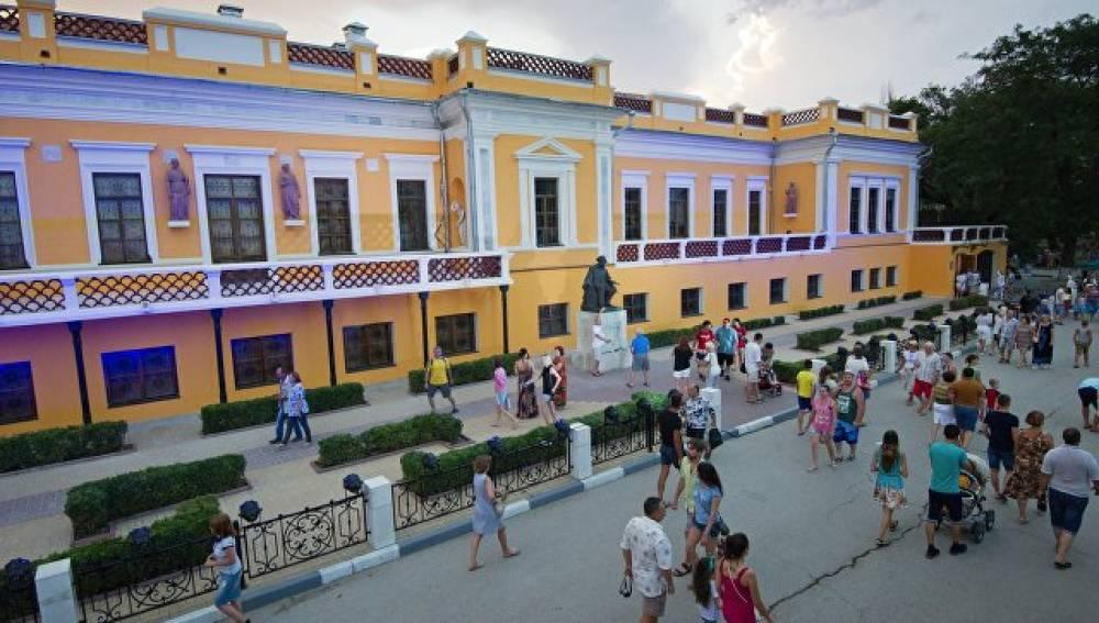 Минобороны - Айвазовскому: каким будет Музейный квартал в Феодосии