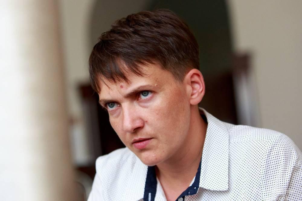 Надежду Савченко выпустили из СИЗО