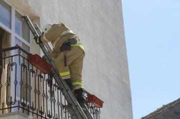 День знаний правил пожарной безопасности
