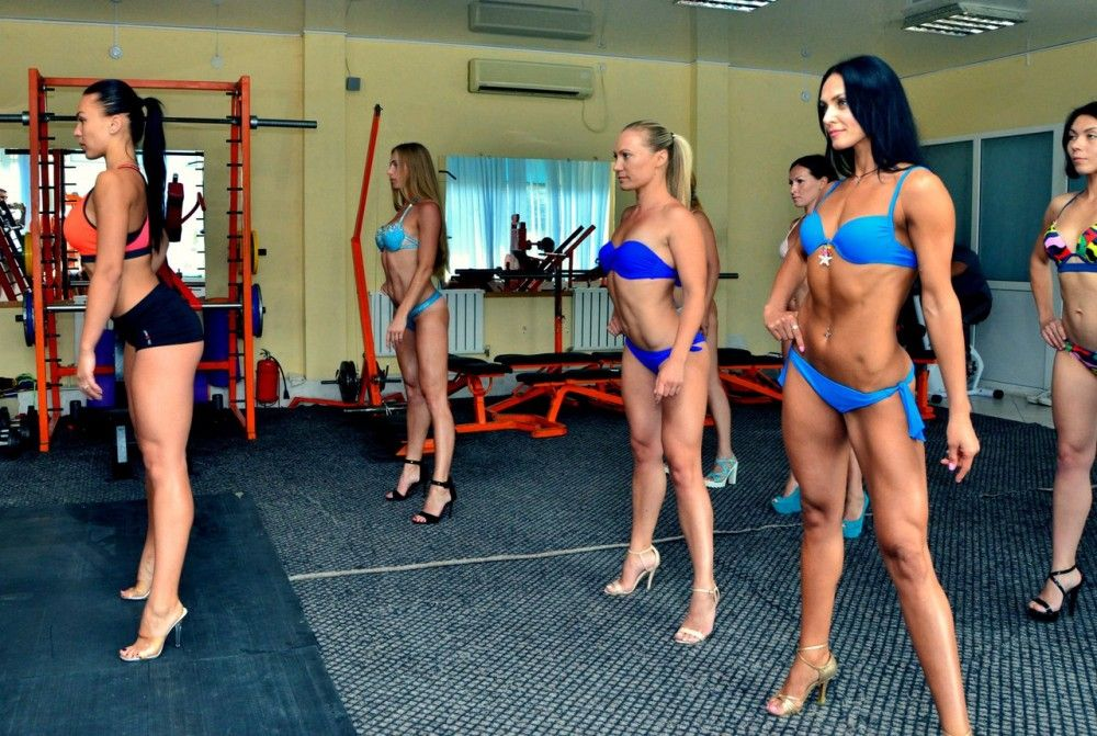 «Девушки сушатся»: в Феодосии пройдет конкурс фитнес-бикини