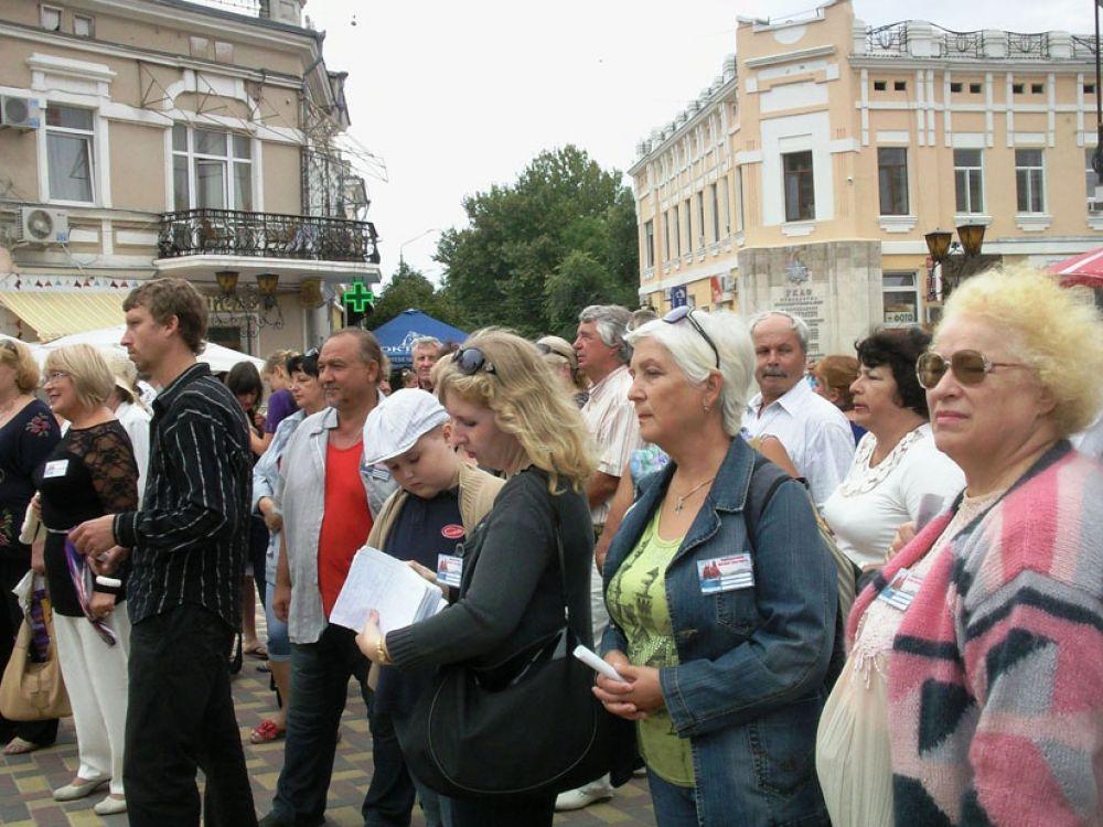 Анонс дня: Фестиваль «Алые паруса» в Феодосии