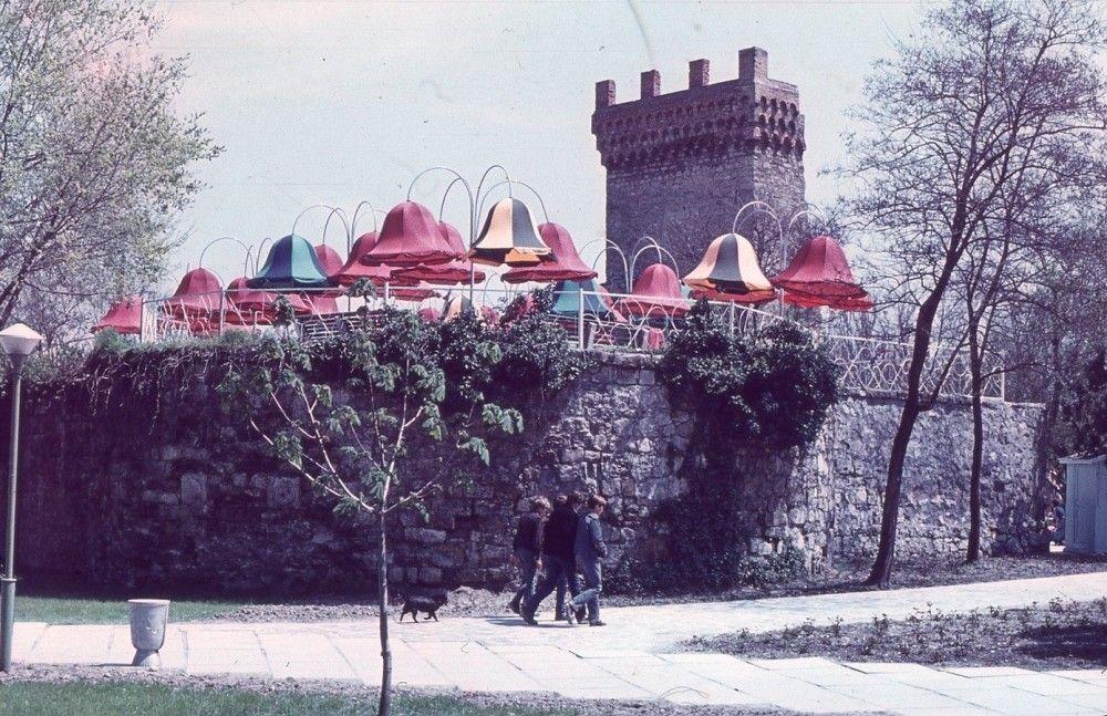Средневековую башню Константина в Феодосии реставрировали, по меньшей мере, уже дважды