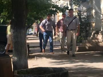 Правоохранители задержали руководителя аппарата феодосийской администрации (ФОТО)