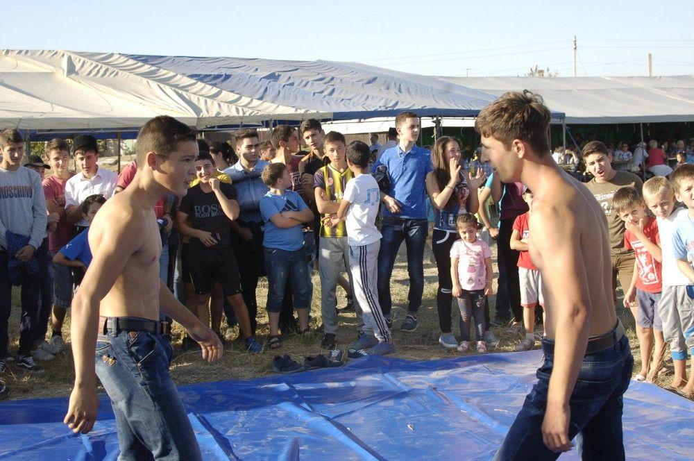 Фоторепортаж дня: Празднование Курбан-Байрама в Феодосии