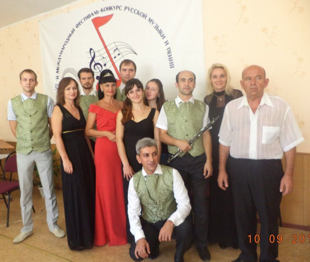 Музыкальная школа №2 ездила на «Бархатный сезон»