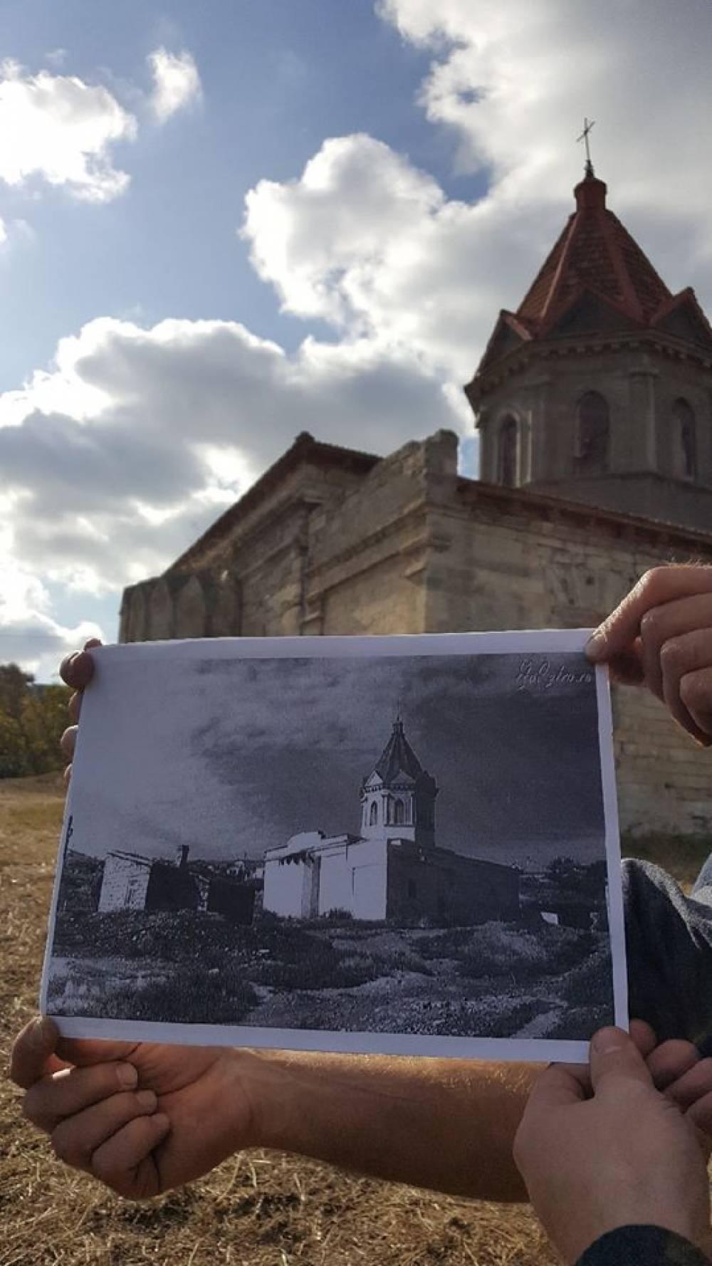 Мэр Феодосии на страже культурного наследия