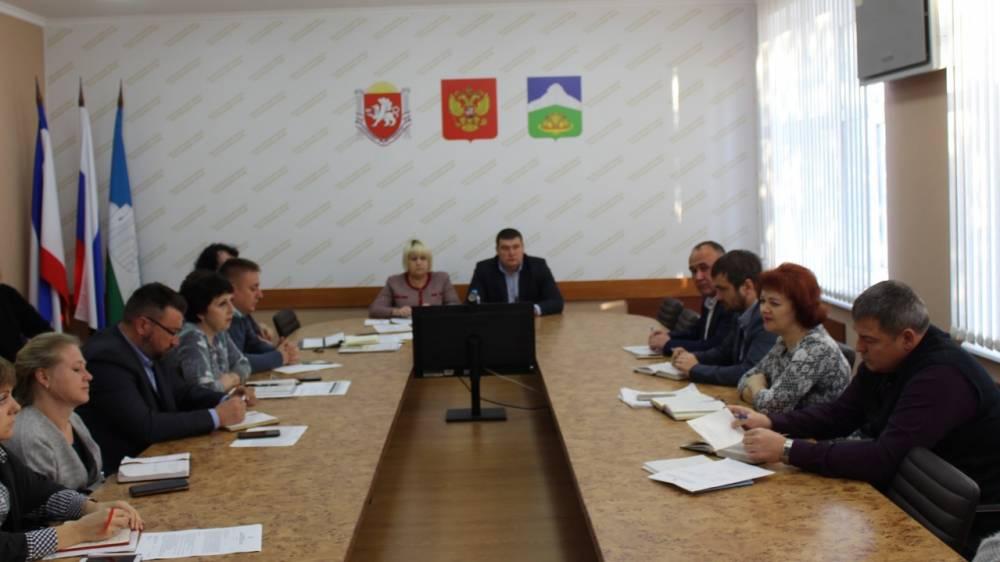 На территории Белогорского района завершен сев озимых зерновых культур под урожай 2020 года