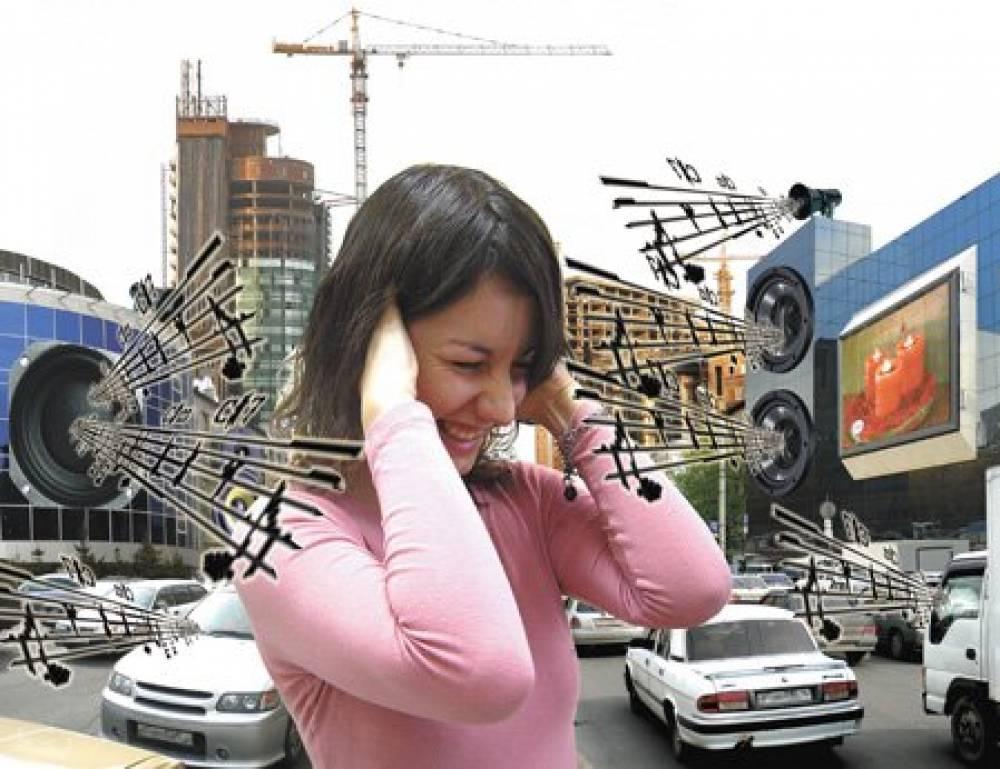 Воздействие шума на здоровье населения