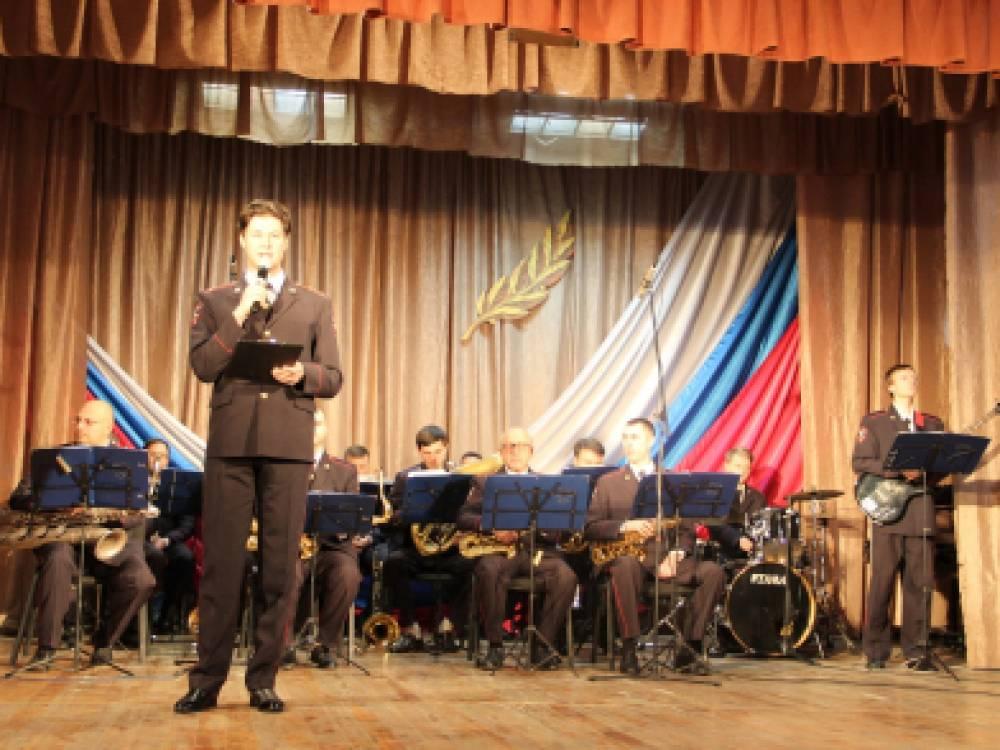 творческий коллектив МВД, концертная программа МВД