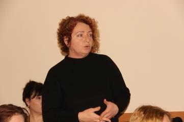 Анжела Сердюкова встретилась с представителями родительских комитетов