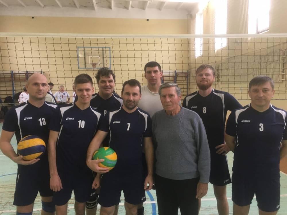 Второй тур Открытого Чемпионата Феодосии по волейболу 2019