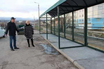 Контейнерные площадки в Феодосии устанавливают с нарушениями