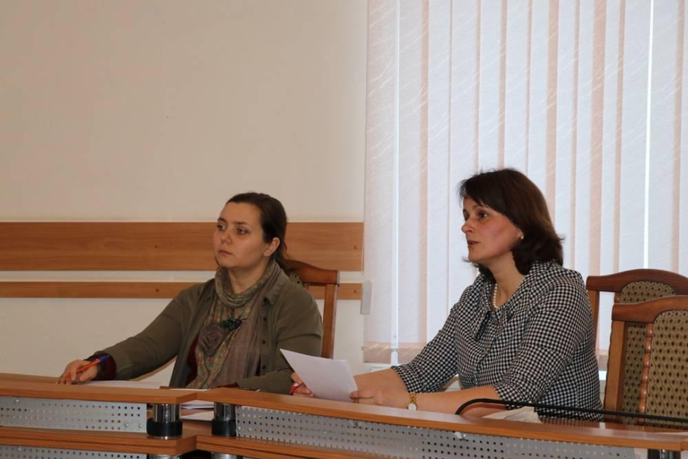 В Феодосии состоялось расширенное совещание с представителями Молодежного совета