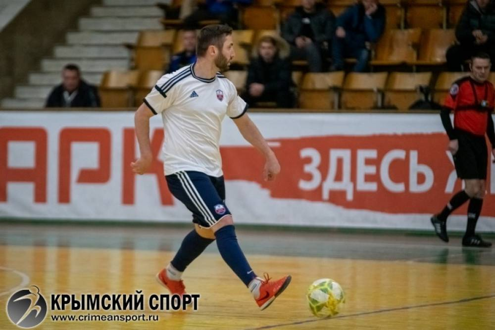 Футзальная «Арсеналъ Лига Крыма». Обзор матчей 8 и 9 февраля