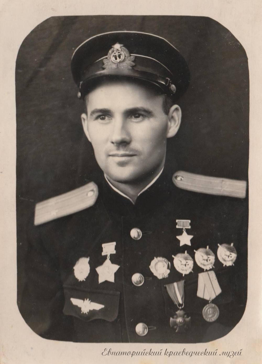 Авдеев Михаил Васильевич (1913-1979)