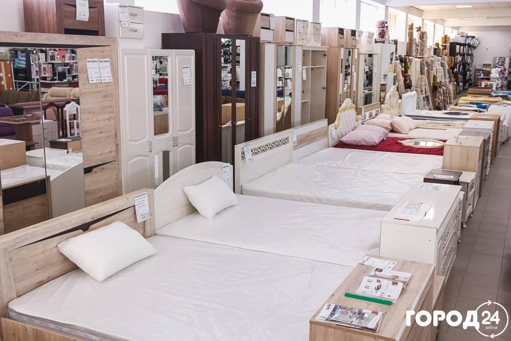 Текстильно-мебельный центр «Пирамида»