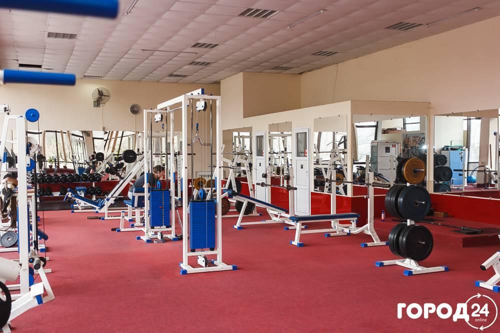 Тренажерный зал «За Динамо»