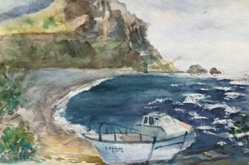 Музей-заповедник М. А. Волошина опубликовал на своем сайте выставку детских рисунков