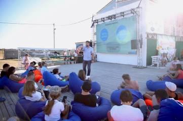 Море, солнце, новые знания и навыки: в Крыму прошел БИЗНЕС CAMP